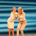 Review Mamma Mia UK Tour Cast Jenna Lee James Lucy May Barker