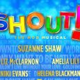 Enjoy Celebrity Radio's Preview SHOUT! The Musical 2016 Blackpool Opera House…. Pop star and former X-Factor finalist Amelia Lily is to complete the line-up of hit Mod Musical SHOUT! when