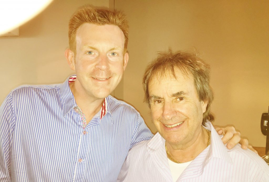 Chris De Burgh Alex Belfield Interview