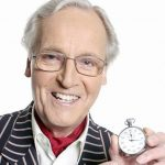 50 Years of BBC Radio 4 Just A Minute Interview Presenter Nicholas Parsons