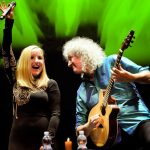 Interview kerry Ellis Brian May Tour