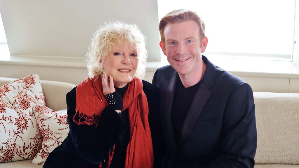 Alex Belfield Interview Petula Clark
