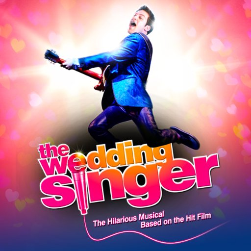 The Wedding Singer UK Tour Preview 2017