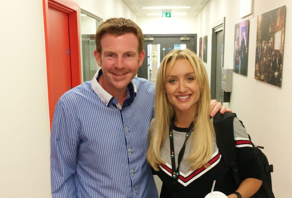 Cath Tyldesley Alex Belfield Interview
