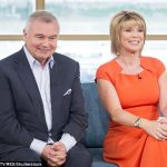 Eamonn Holmes & Ruth Langsford Interview Life Story