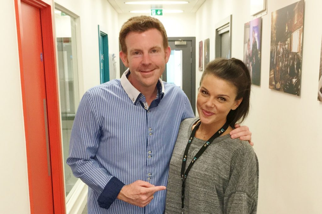 Faye Brookes Alex Belfield Interview Corrie