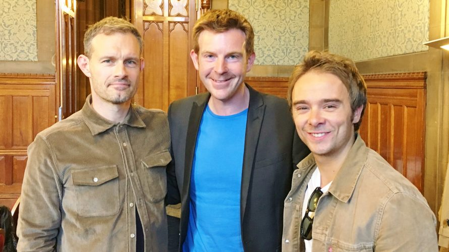 Enjoy Celebrity Radio's Nick & David Platt Interview Corrie….. There's never a quiet moment for Nick & David in Coronation Street – but you ain't […]