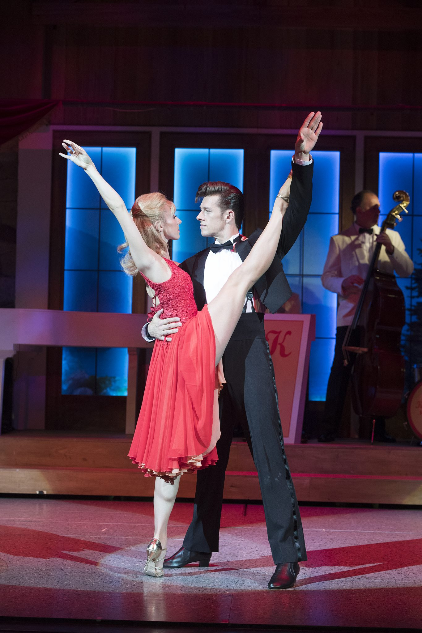Review Dirty Dancing Musical Celebrity Radio By Alex