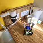 review-ibis-styles-blackpool tea coffee