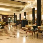 review-midland-hotel-manchester free wifi loby