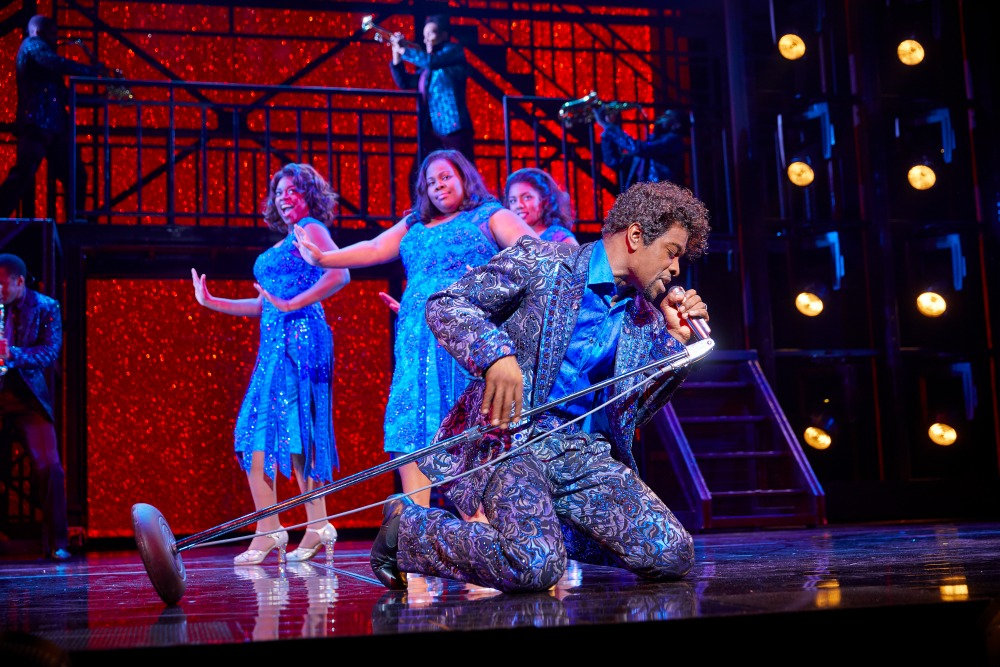 Review Dreamgirls Musical West End