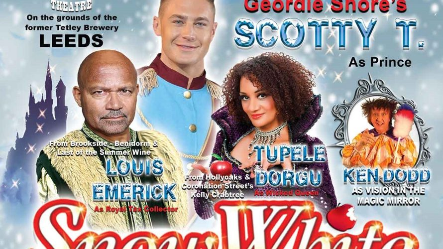 Enjoy Celebrity Radio's Snow White Panto Leeds White Rose Centre 2016 Leeds has a massive panto this Christmas with 'Snow White & The Seven Dwarves' […]