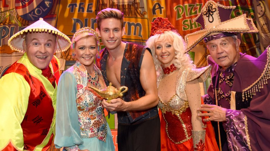 Enjoy Celebrity Radio's Aladdin Grand Opera House York 2016…. Grand Opera House York is preparing for the arrival of their biggest and most spectacular pantomime EVER. […]