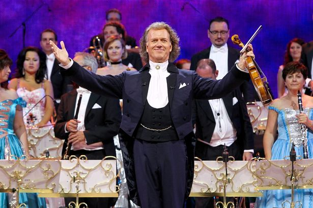 Review Andre Rieu LIVE… Andre Rieu is a master musician, performer and showman. His 2017 arena tour is flamboyant, glorious, extravagant, delightful, beautifully produced & packed with […]