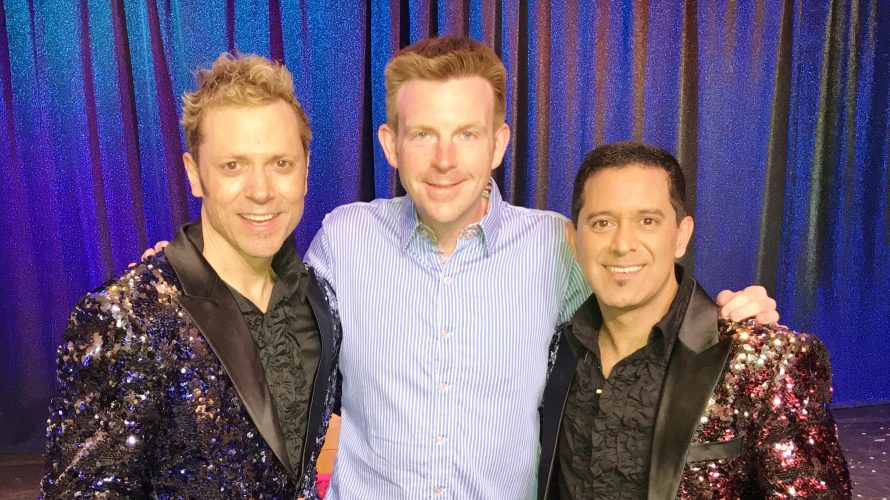 """Enjoy Celebrity Radio's Review & Interview Jarrett & Raja Hooters… """"The Magic and Piano Guys,"""" JARRETT & RAJA have entertained audiences worldwide with their amazing […]"""