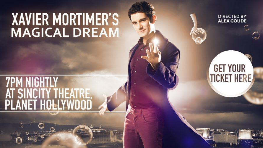 Review Xavier Mortimer's Magical Dream…. Las Vegasis stillthe magic capital of the world offering endless Stars ofillusion up anddown the Strip. 'Mortimer's Magical Dream' atPlanet […]