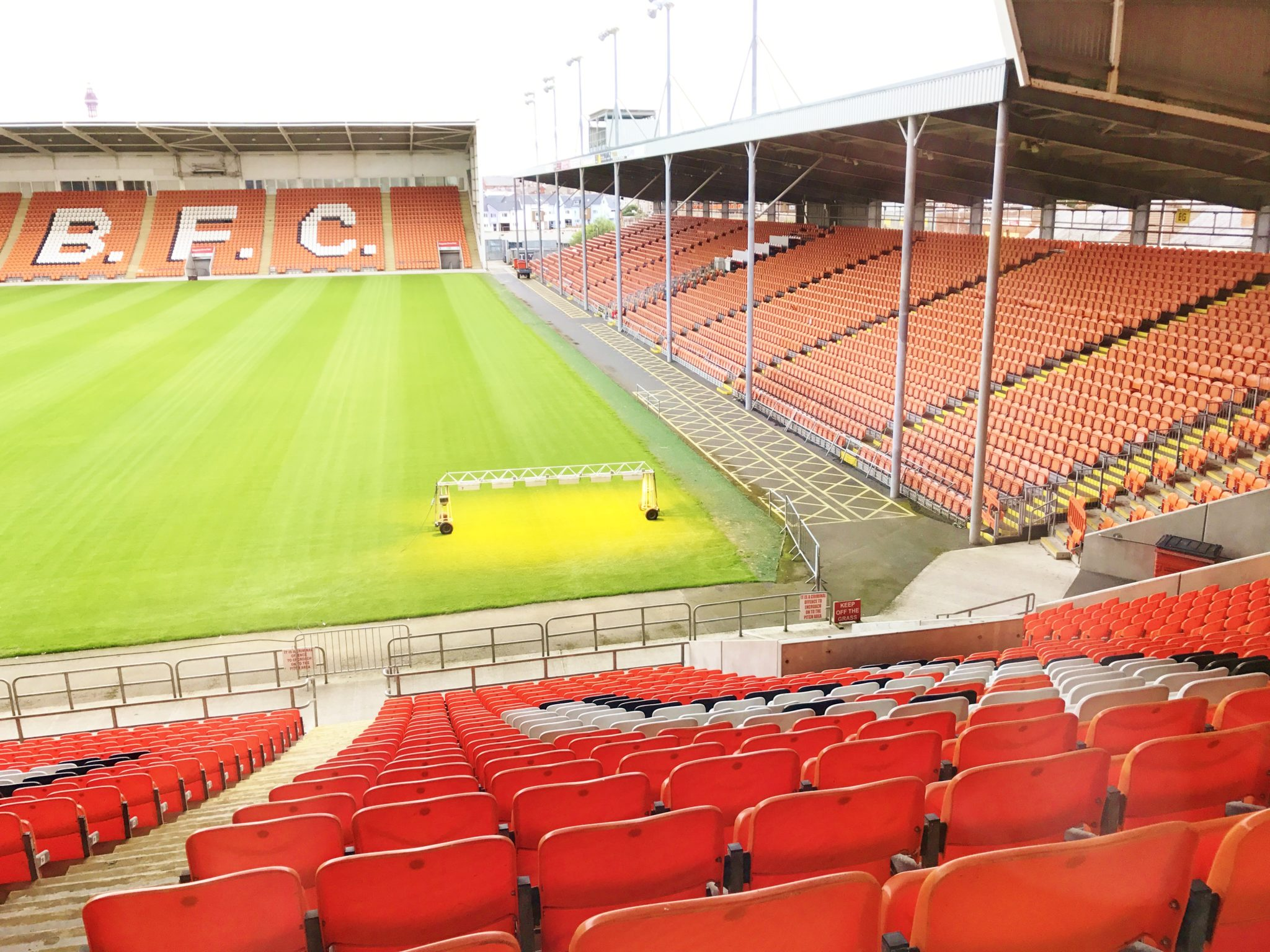 Review Blackpool Fc Hotel