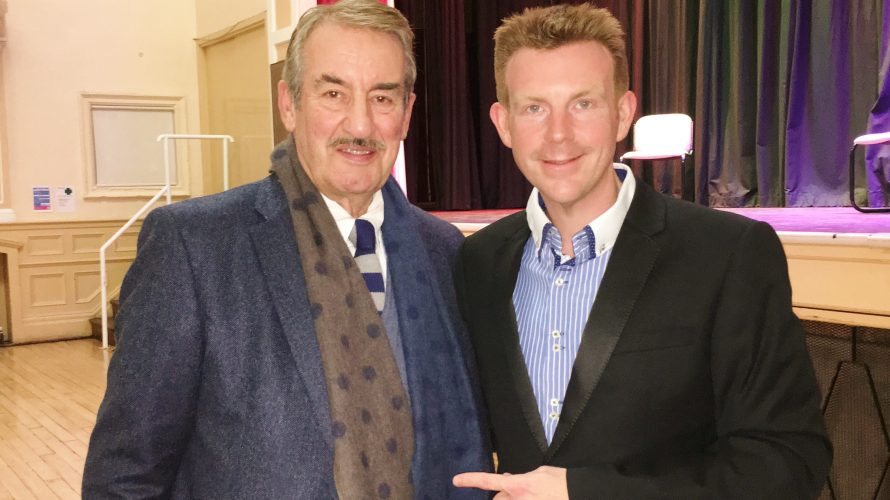 Enjoy Celebrity Radio's Interview John Challis 2018… John Challis is an icon, legend andBritish TV actor & Star who is loved by the nation. He's […]