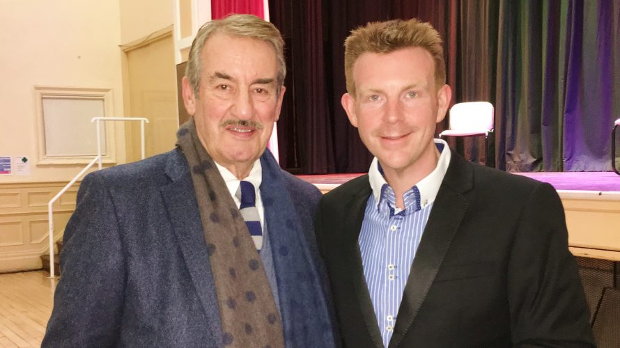 Enjoy Celebrity Radio's Interview John Challis 2017… John Challis is an iconBritish TV and an actor & Star who is loved by the nation.He's most […]