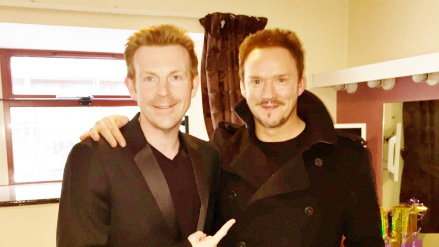 Enjoy Celebrity Radio's Russell Watson 2017 Interview…. Russell 'The Voice' Watson is one of the UK's most perfect entertainers in history. Russell has sold millions […]