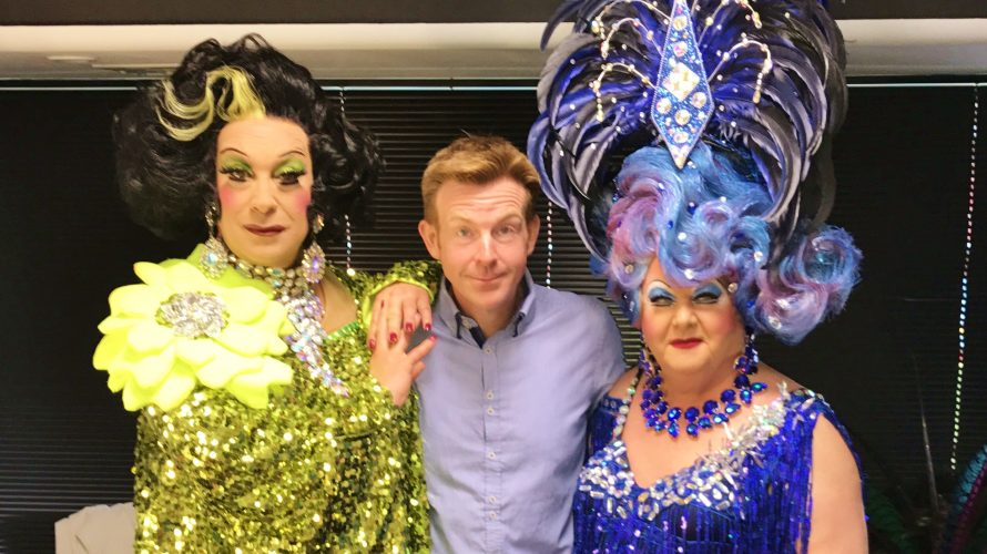 Enjoy Celebrity Radio's Ceri Dupree & Phil Randall Interview Ugly Sisters… This year the Birmingham Hippodrome are bringing the BIGGEST panto EVER to Brum. Cinderella […]