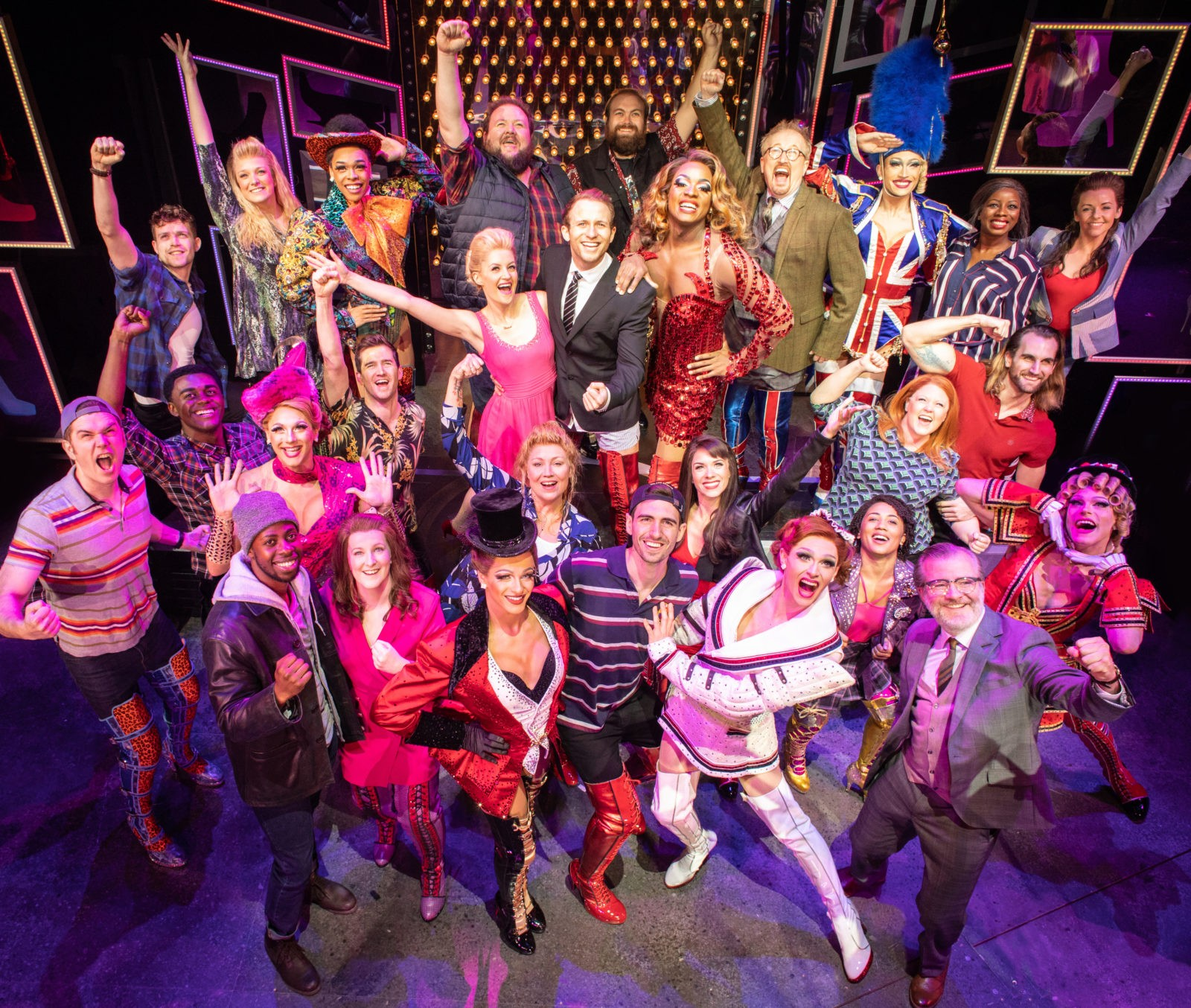 Kinky Boots UK Tour 2019