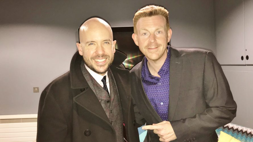 Tom Allen Interview UK Tour 2018… Tom Allen is one of the most charming, warm and hysterical comedian's of his generation. Camp, sassy & full […]