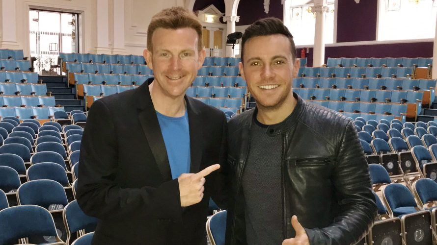 Enjoy Celebrity Radio's Nathan CarterTV Interview… Nathan Carter is the #1 Irish country singer signed to Decca Records since 2014. He's utterly charming, has a […]