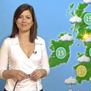 Its a girl! GMTV weather girl Clare Nasir gives birth to