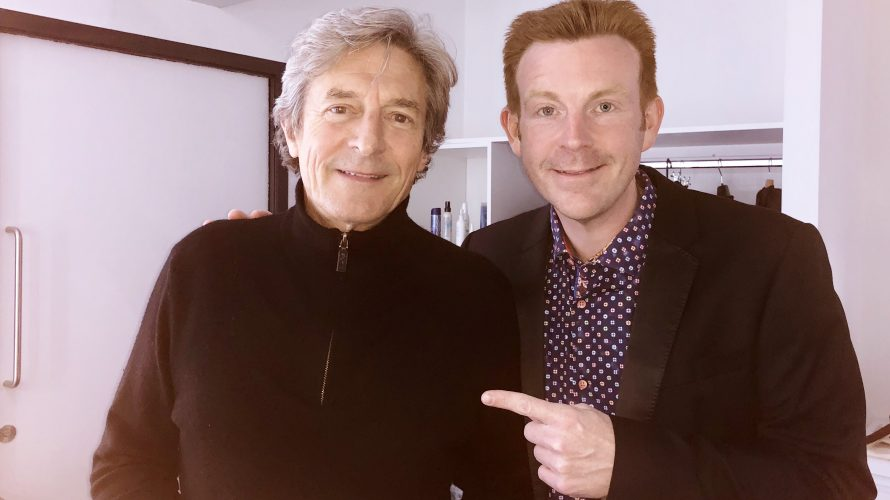 Enjoy Celebrity Radio's Nigel Havers Interview ART 2018… Nigel Havers is an English actor, icon and showbiz legend in the UK! He played Lord Andrew […]
