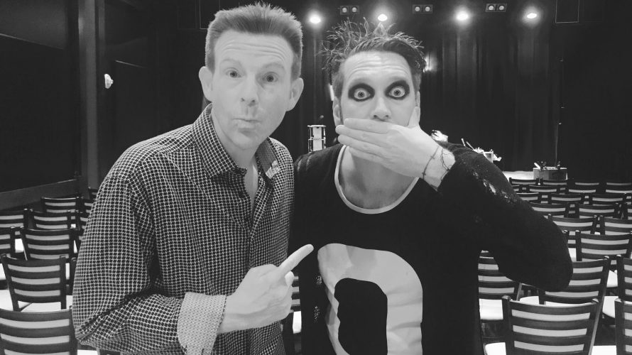 Enjoy Celebrity Radio's Tape Face Interview Las Vegas… After two successful limited engagements in 2017, modern-day mime and comedian, Tape Face now has a multi-year […]