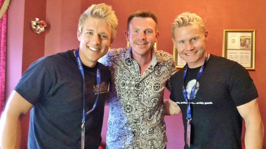 Jonathan Ansell &Rhydian Roberts Interview… There is no question that Jonathan Ansell and Rhydian Roberts have two of the most glorious voices in British history. […]