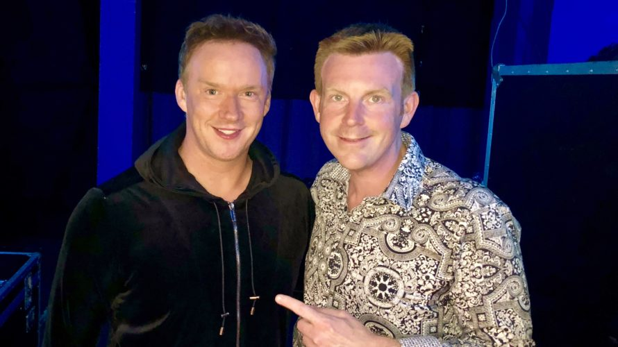 REVIEW & Russell Watson 2018 TV Interview… We've been talking to Russell for over 2 decades. Since 1998 he's had global success and has continually […]