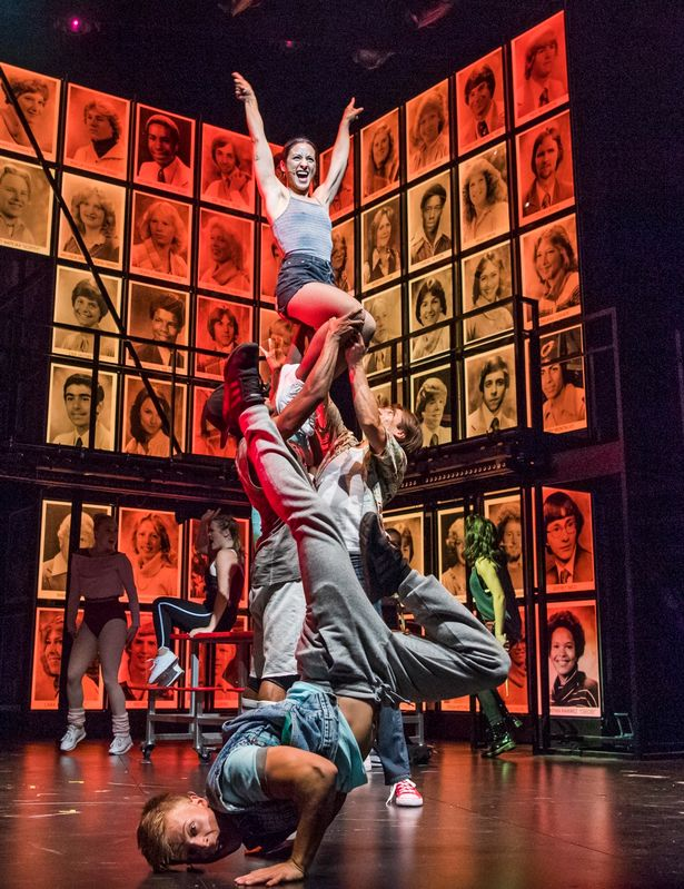 Review Fame The Musical Uk Tour