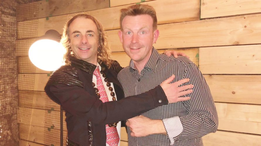 Enjoy Celebrity Radio'sPaul Foot Interview TV 2018… Paul Foot is a comedy icon an innovator! His new show 'IMAGE CONSCIOUS' is a riotous hoot. Have […]