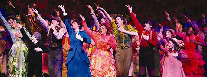 Mary Poppins The Musical Tour Uk