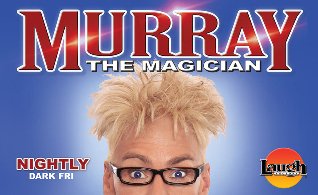 Murray Celebrity Magician Shows - Murray The Magician