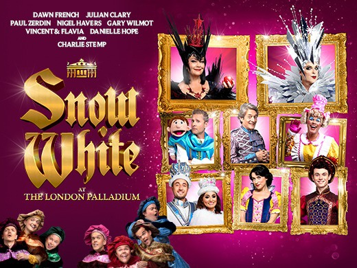 Review Snow White London Palladium… They've done it again! SNOW WHITE is a dream of a pantomime and a magical night out at the London Palladium. Rammed with […]