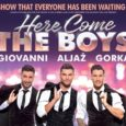 Enjoy Celebrity Radio's Tour Dates HERE COME THE BOYS with Aljaz, Giovanni & Gorka… Strictly Come Dancing professional dancers Aljaž Škorjanec, Giovanni Pernice and Gorka Marquez […]