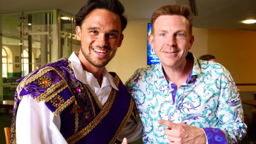 Enjoy Celebrity Radio's Gareth Gates Interview CINDERELLA 2019 Nottingham…. GARETH GATES is Prince Charming in the 2019 production of Cinderella at Nottingham's Theatre Royal. He […]