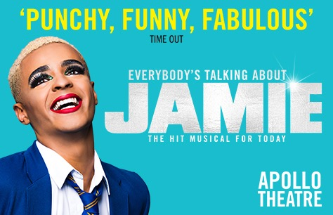 REVIEW Everybody's Talking About Jamie 2019 NEW Cast… Everybody's Talking About Jamie is a joyous musical packed with talent, heart & frankly camp old nonsense. […]