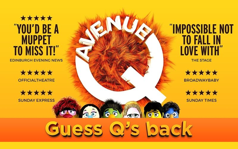 4* REVIEW Avenue Q UK Tour 2019… Avenue Q is a timeless coming-of-age story. There's issues of race, sexuality and gender discussed (and made fun […]