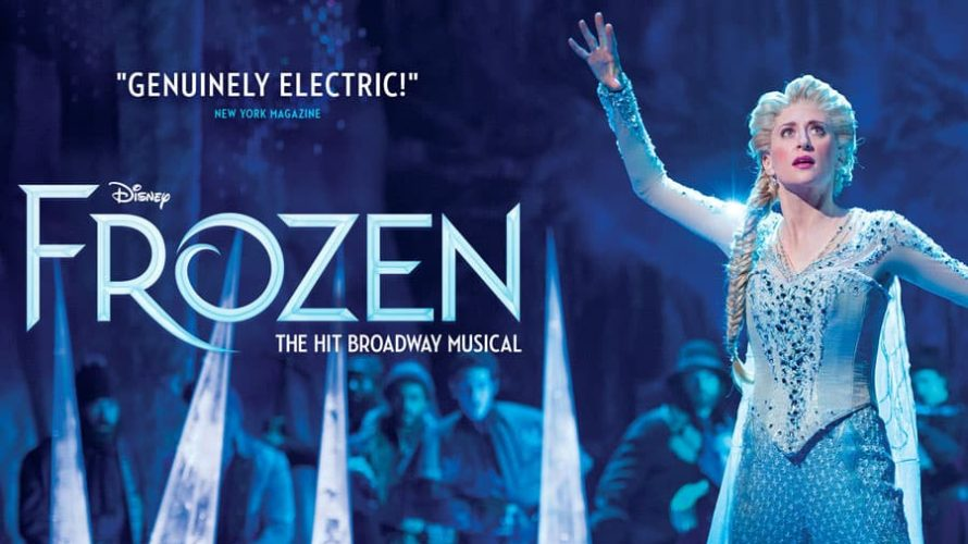Disney FROZEN Musical West End 2020… There's no question that FROZEN by Disney is the biggest Broadway opening since Hamilton in 2015. In 2020 it […]