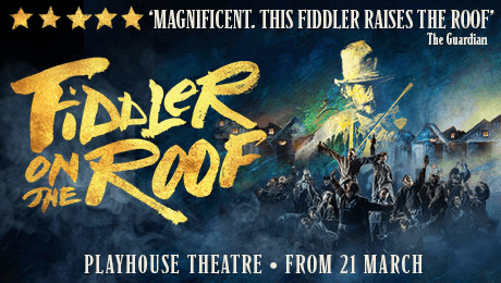 Review Fiddler On The Roof Playhouse West End 2019… Fiddler on the Roof has finally transferred to the Playhouse Theatre following a sellout heralded revival […]