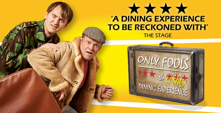 REVIEW Only Fools Cushty Dining Experience… Fancy a night out at the Nag's Head with Del Trotter and his brother Rodney? Well now you can!… […]