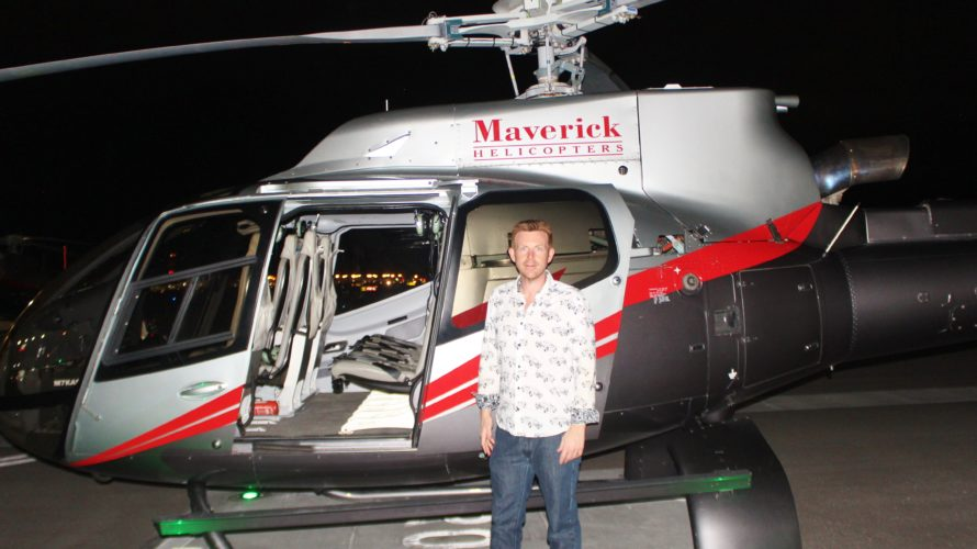 "Review MAVERICK Helicopters Las Vegas… Enjoy the ""Entertainment Capital of the World"" from the best view possible – the sky. Vegas Nights is an amazing […]"