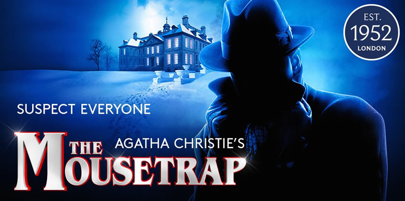 REVIEW The Mousetrap UK TOUR 2019... The Mousetrap is the longest-running West End show EVER, having run continuously since 1952. It's perfect that this Agatha […]