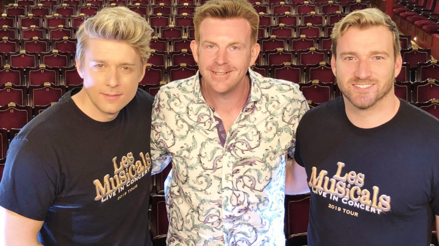 REVIEW Les Musicals TV Interview 2019… Les Musicals is back on tour for a second year by creator and producer Jonathan Ansell. The 2019 sellout […]