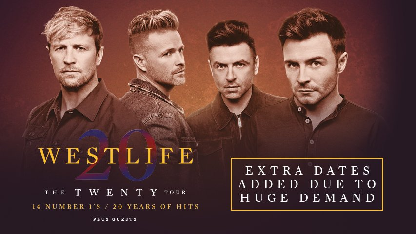 5* REVIEW Westlife 20 UK TOUR 2019… Westlife are back after 8 years and are touring their 'TWENTY' tour around the world. I'm probably not […]