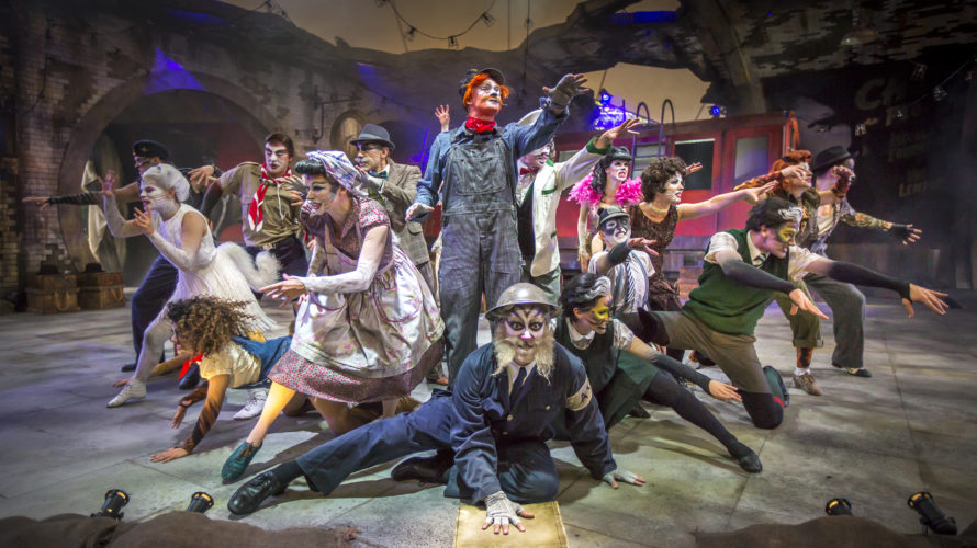 REVIEW CATS at Kilworth House Theatre 2019… It's not very often I get genuinely excited to see a show, but, when invited to visit Kilworth […]